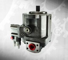 0-28 cm3 Eksenel Pistonlu Hidrolik Pompa